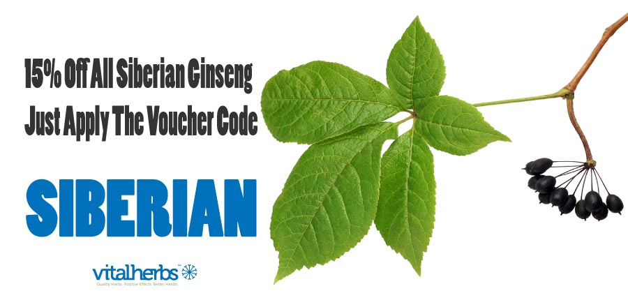 amazing siberian ginseng offer