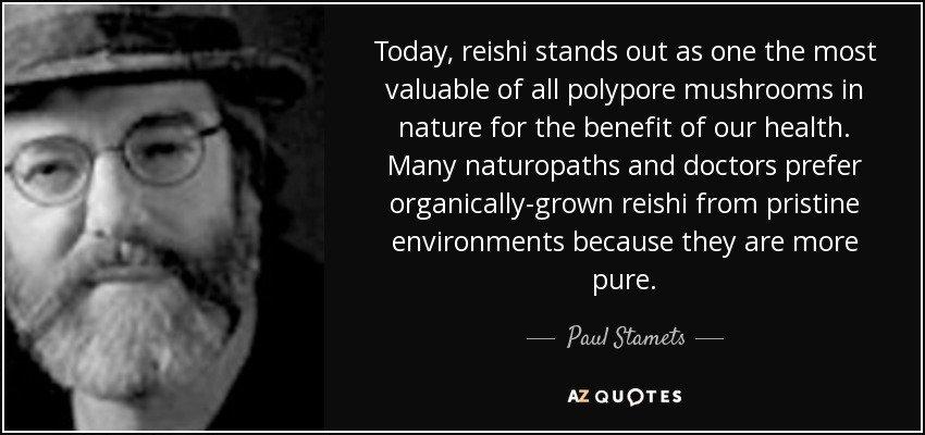 Paul Stamet quote